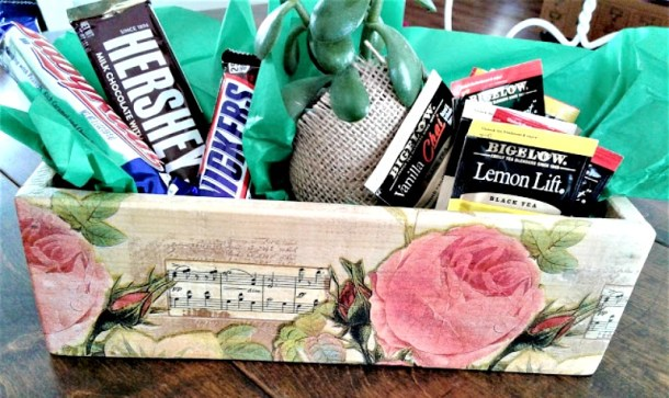 gift box from Apple Tree Cottage