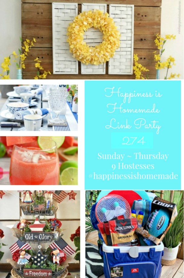 Happiness is Homemade 274 graphic