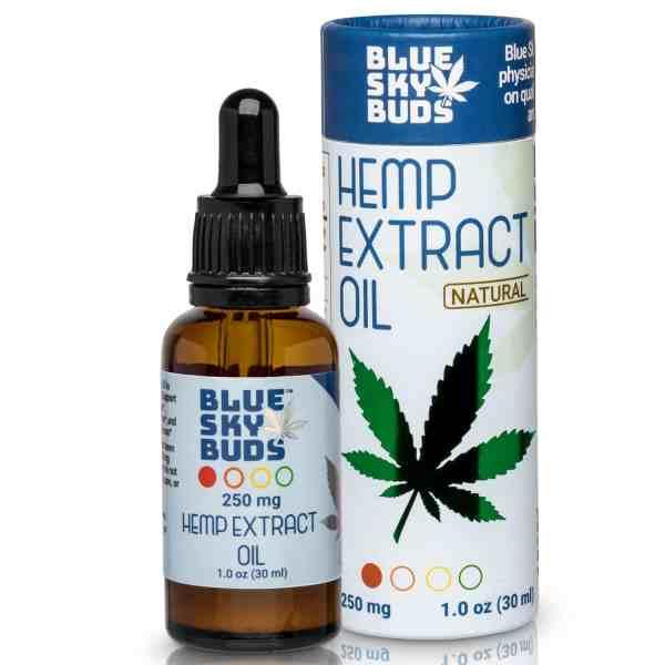 Best CBD hemp oil - Buy hemp oil supplement online at BlueSkyBuds