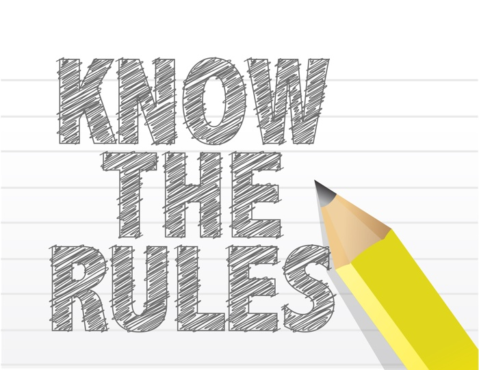 Image result for writing rules
