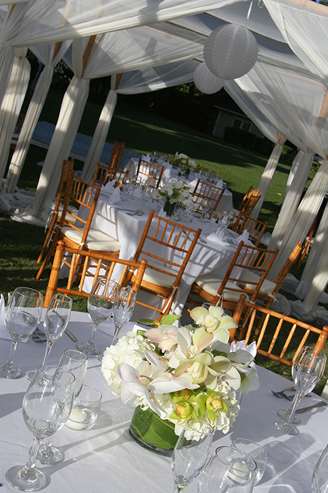 White Orchid Weddings Flowers