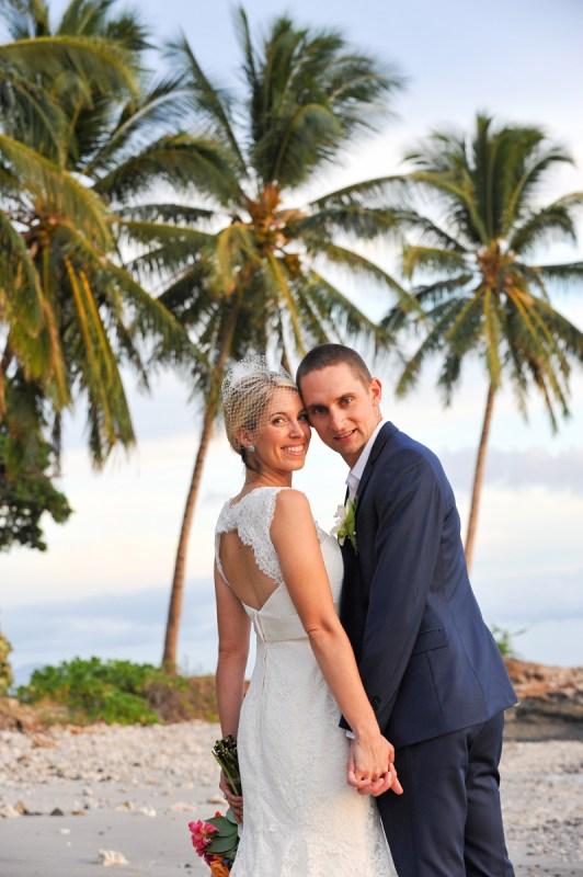 Maui Beach Wedding Walk
