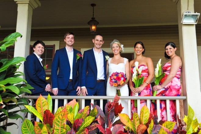 Wedding Party Maui