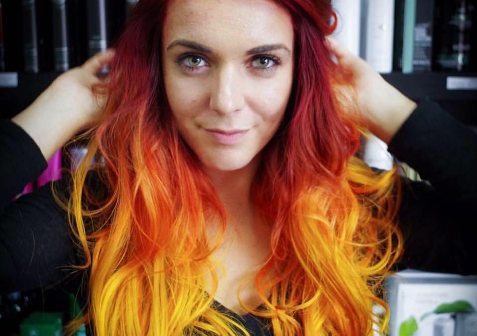 DJ Katie Kammerer