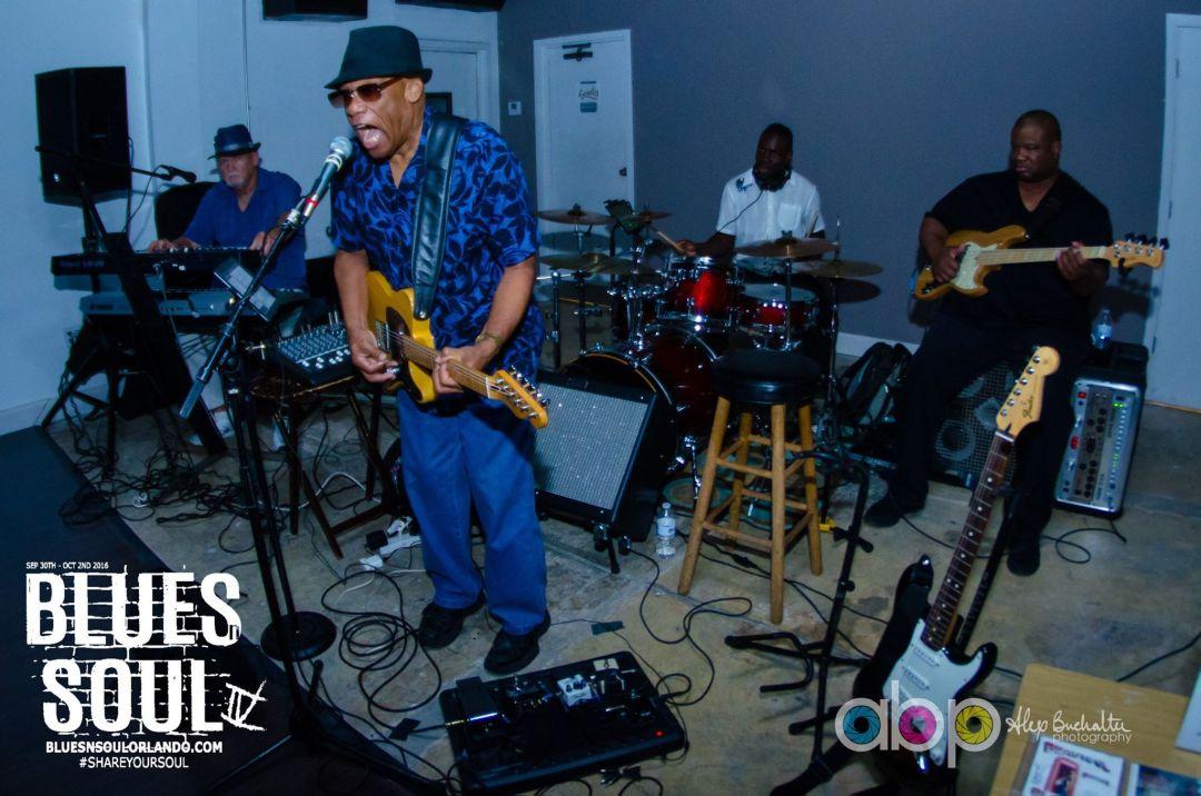 Blues n Soul 4 Oct 1st