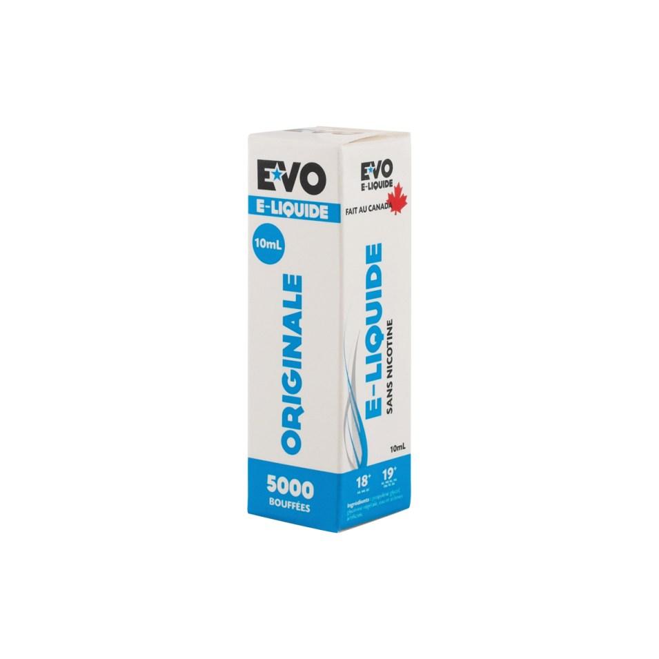 EVO E-liquide Originale