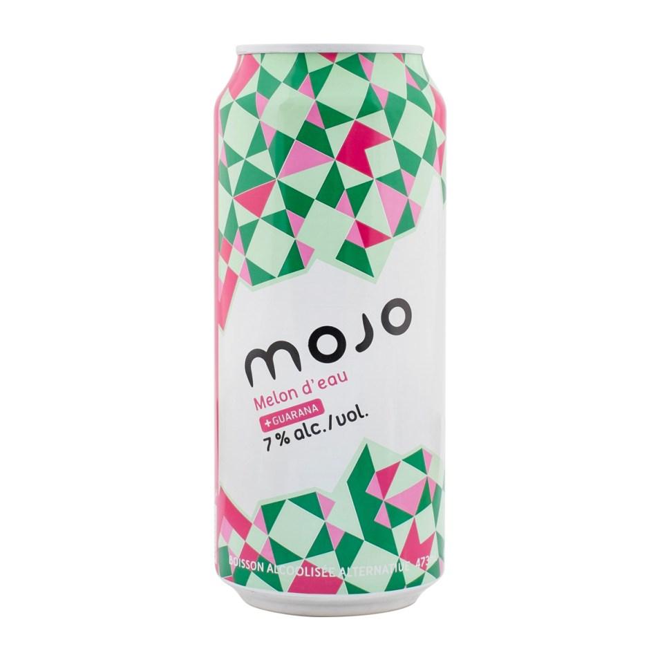 MOJO - Melon d'eau - canette