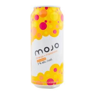 MOJO - Orange framboises - canette