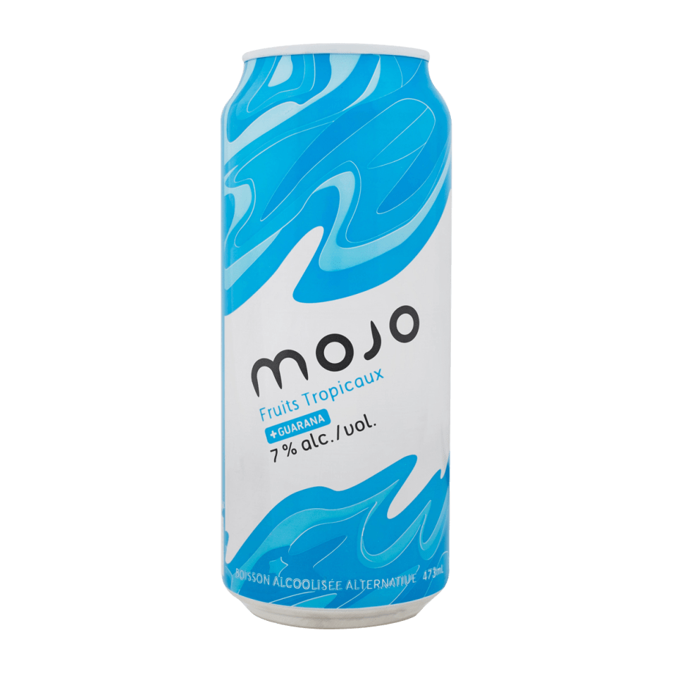 MOJO - Fruits tropicaux - canette Image