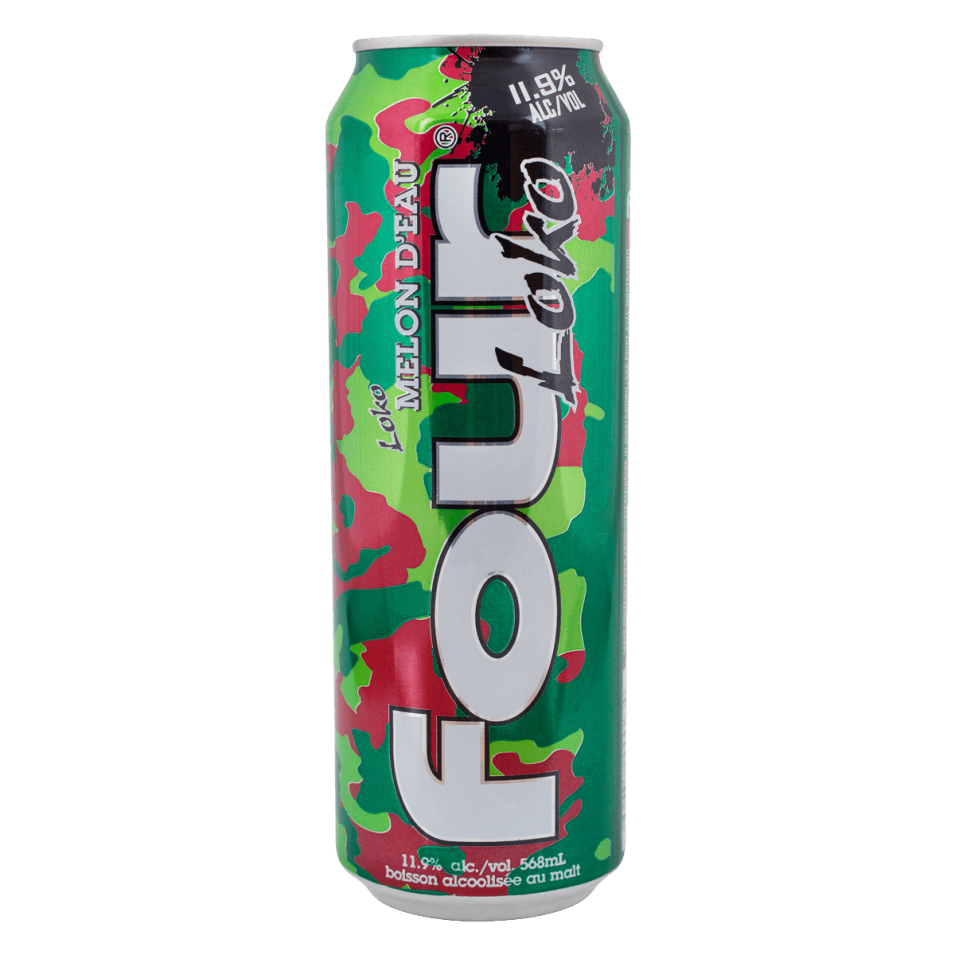 Four Loko - Melon d