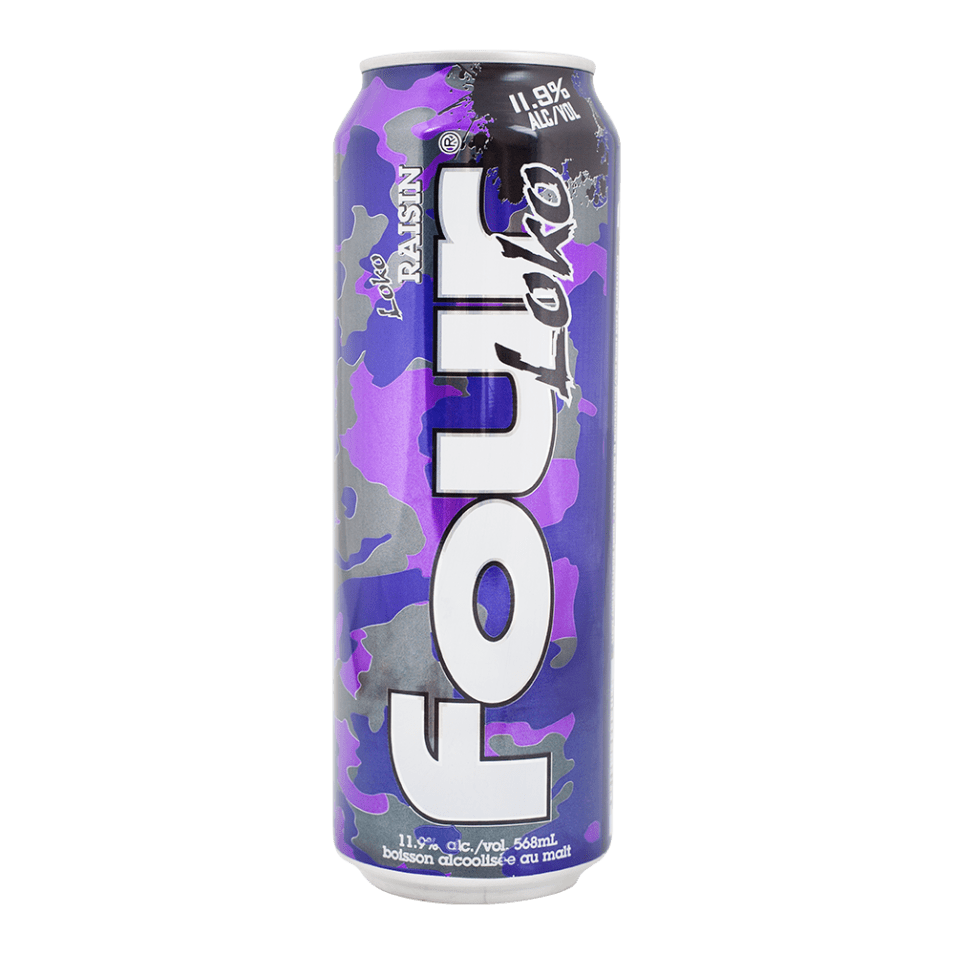 Four Loko - Grape Image