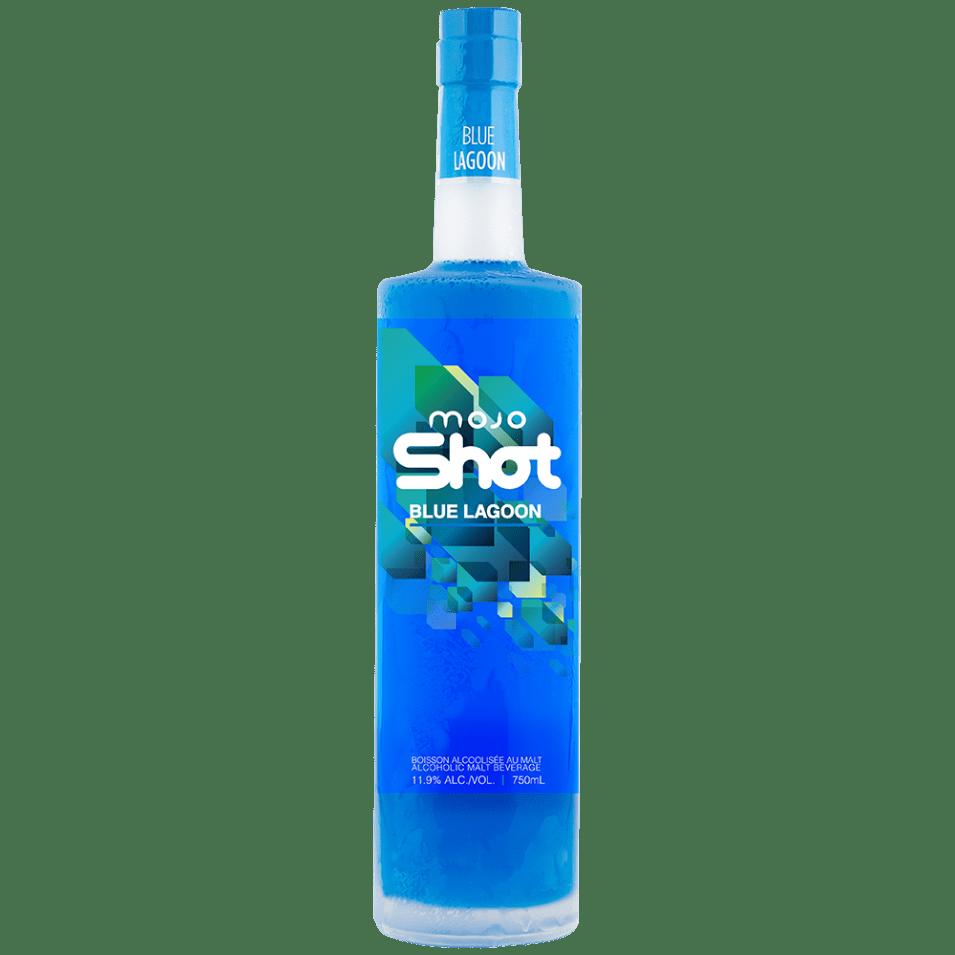 MOJO Shot - Blue Lagoon Image