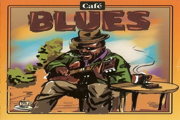 cafe blues