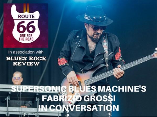 supersonic blues machine # 74