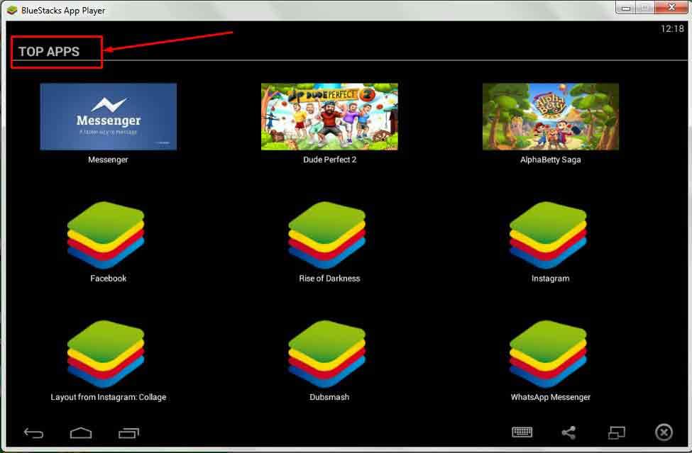Bluestacks for Windows 10 (32 Bit/64 Bit)