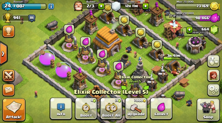 Clash of Clans on PC and Mac