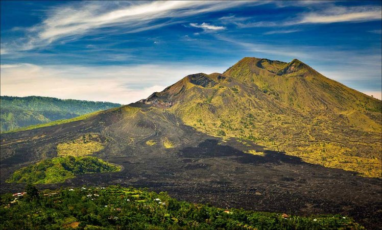 Mount Batur - Kintamani Volcano