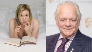 Bridget Jones & David Jason mixup