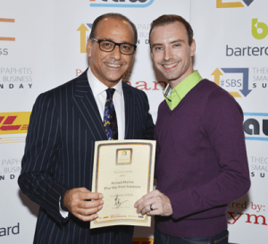 SBS Win Rich Markie Meets Theo Paphitis