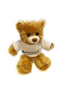 Printed Promotional Bear