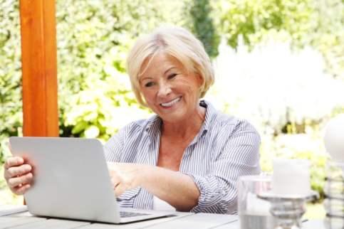 senior password protection