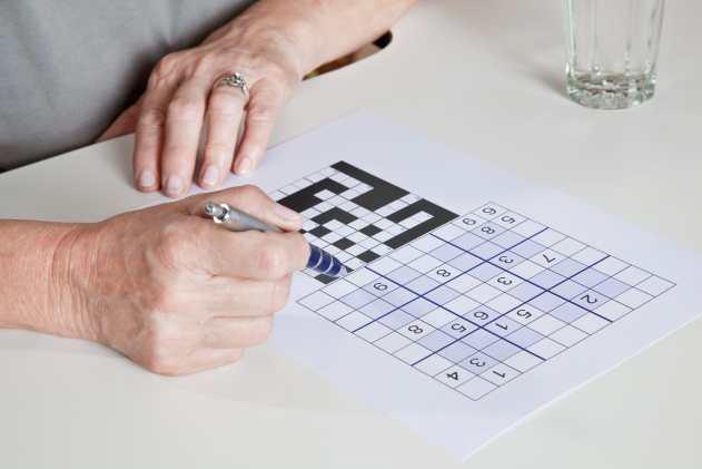 Hobby Month crossword
