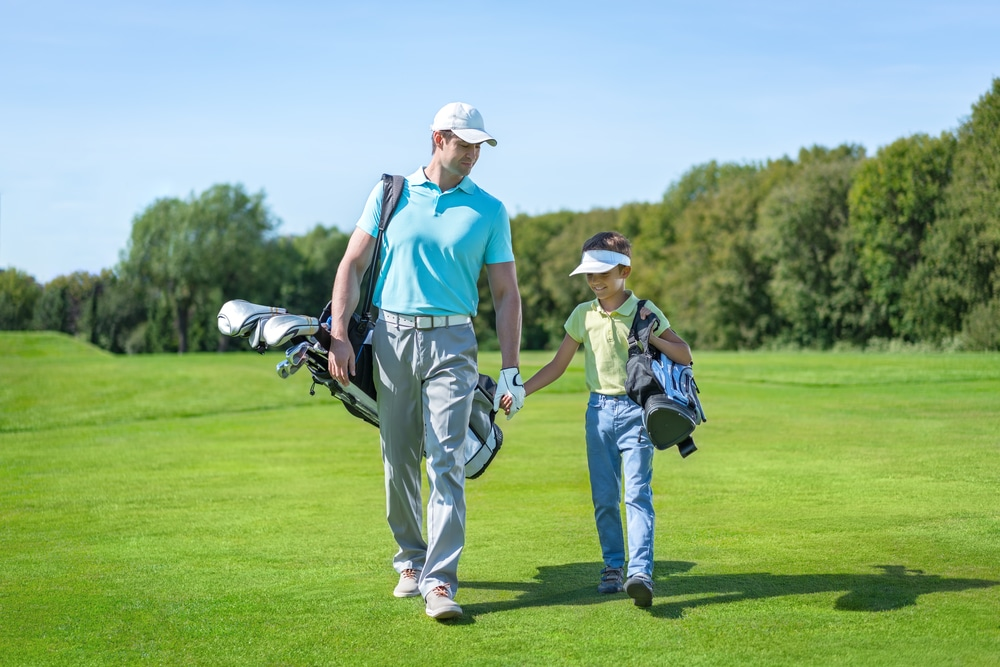 golf-with-dad