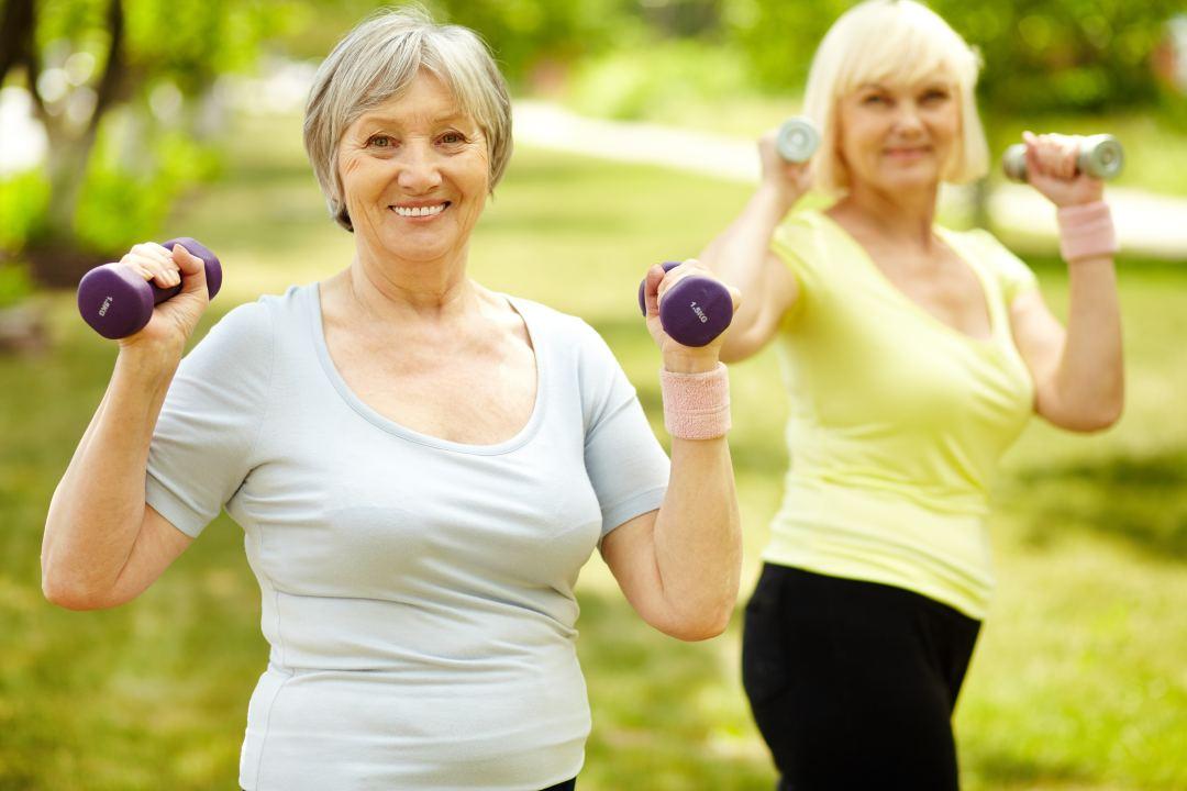 Weights-Seniors