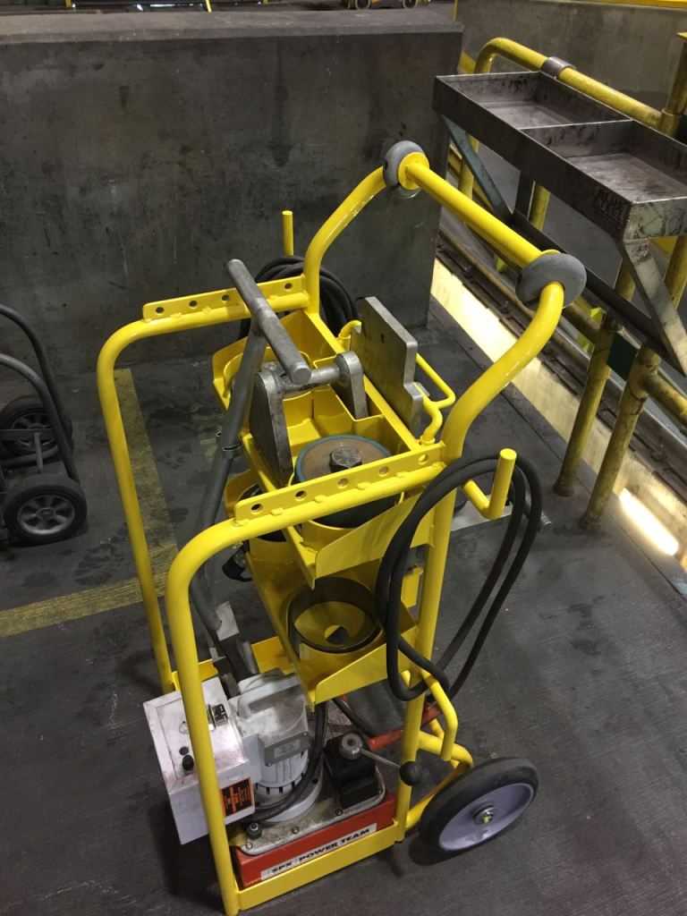 GE FDL Tool Dolly