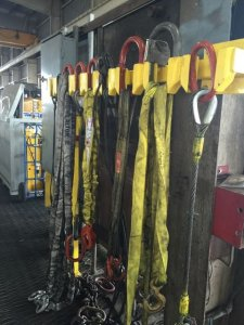Sling Storage Rack