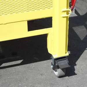 Material Stock Cart