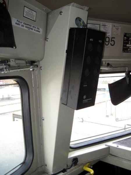 EMD Locomotives Cab Sheet Metal