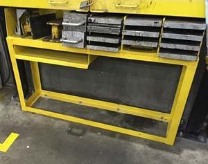 Shop Floor block Storage