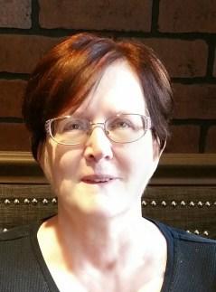 Author Rue Allyn Head Shot