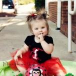 Birkdale Village Baby Photographer