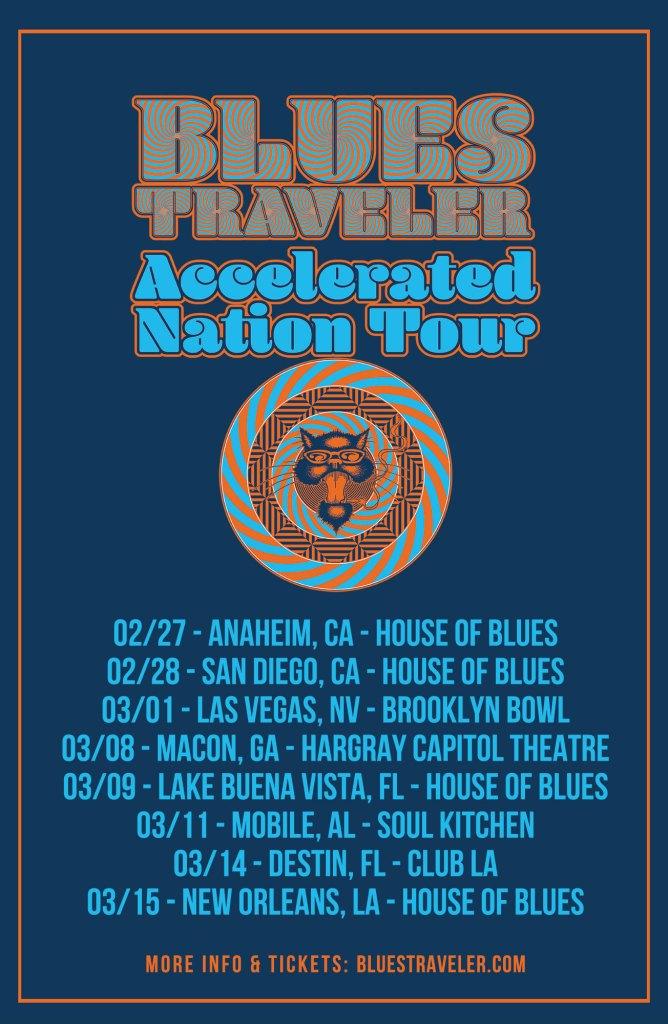 Spring 2019 Tour