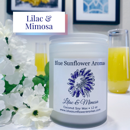 Lilac-and-Mimosa-home