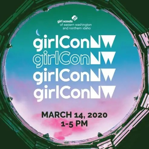 Liorah presents at GirlCon2020