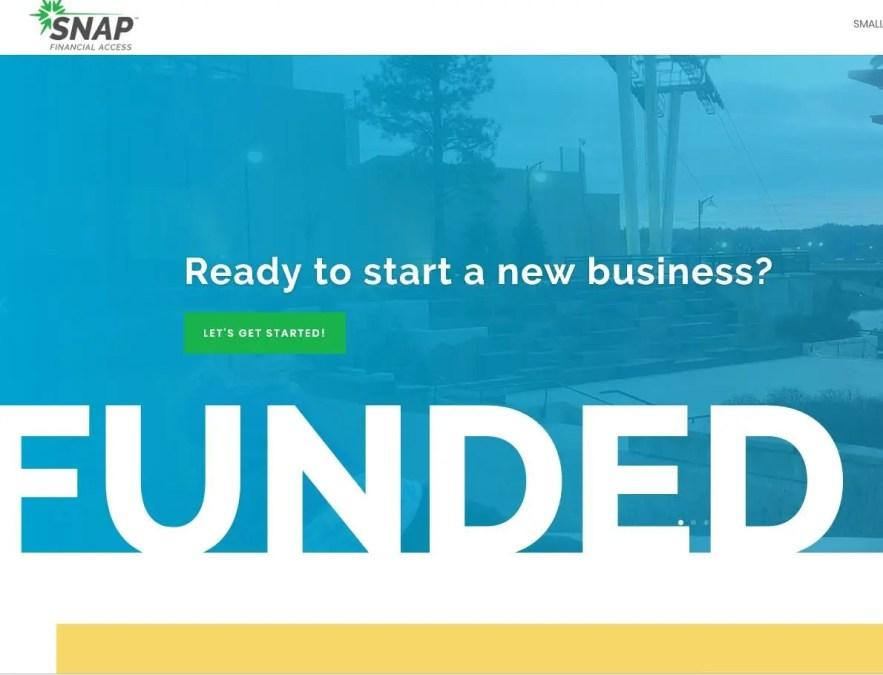 SNAP Financial Access Website