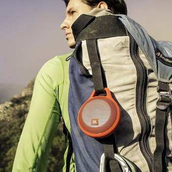 Top Clip-On Bluetooth Speaker