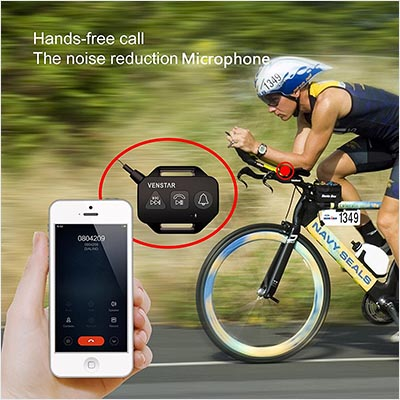 Bluetooth Cycling Speaker