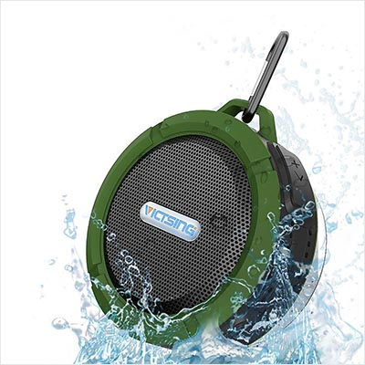 Best Bluetooth Shower Speaker