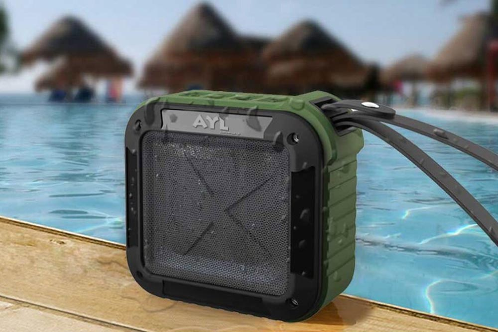 Most Popular Outdoor Bluetooth SpeakerAYL SoundFit