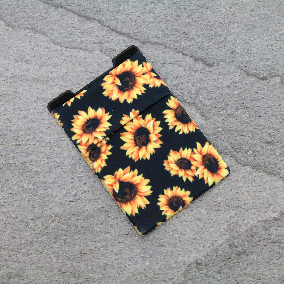 Sunflower Adhesive Phone Pocket-SA0212/MUL