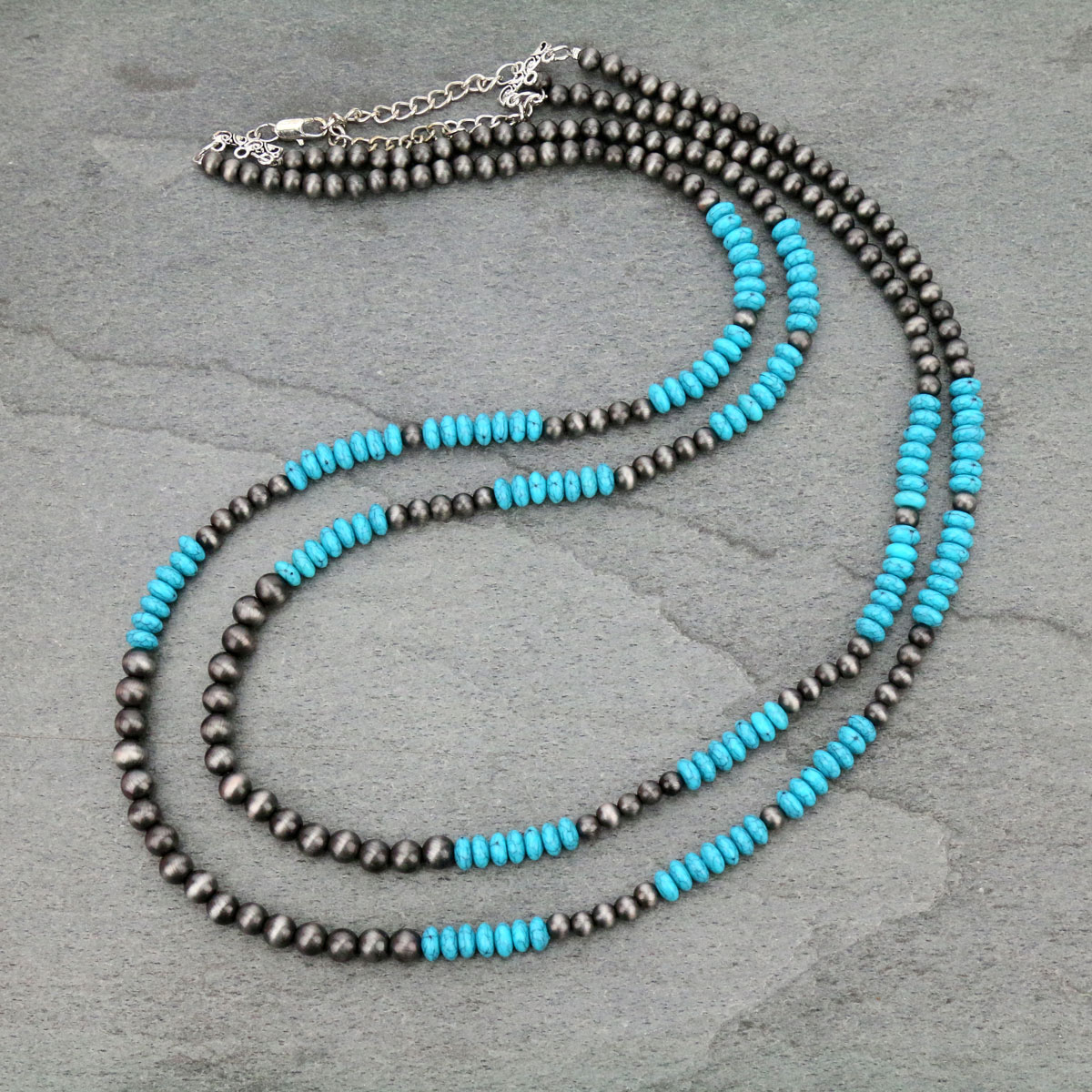 Beaded Necklace-733485