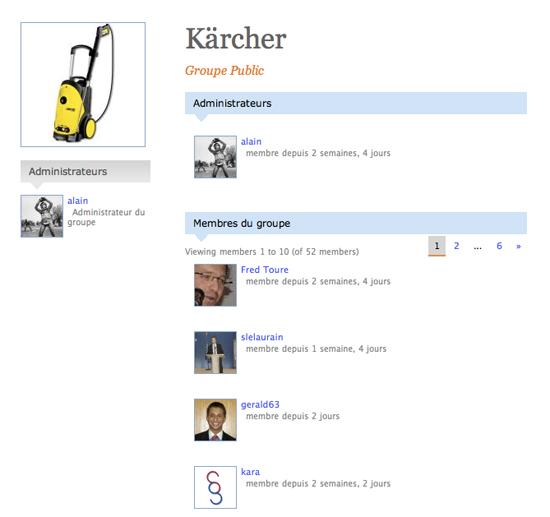 karsher-membres