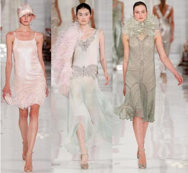 Influence of 1920's on Modern fashion | Blue Velvet