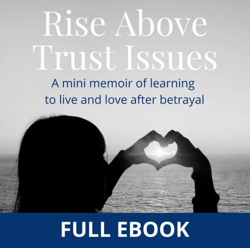 Rise Above Trust Issues Full EBook Shop Cover