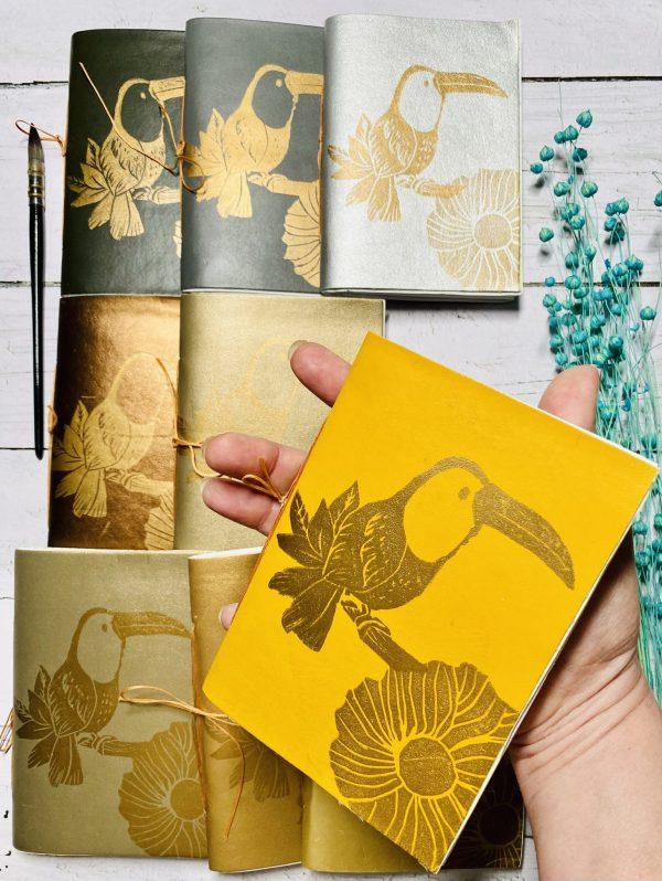 Carnets pour Art Journal