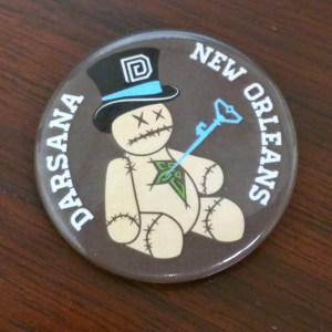 Darsana New Orleans Button